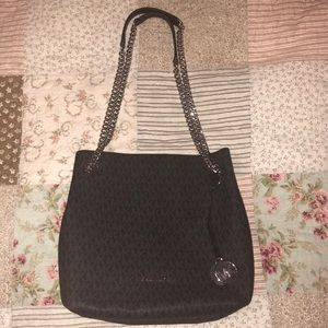 Brand New Michael Kors Black Bag